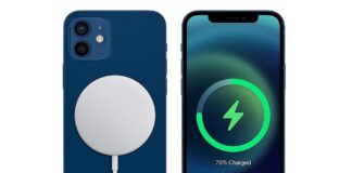 ANBURT Magnetic Wireless Charger 15W Fast Charging Pad