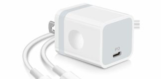 ARCCRA 20W iPhone Fast Charger