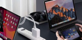AUKEY Omnia 100W 2-Port PD Charger