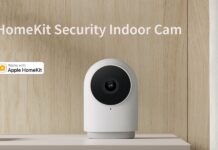 Aqara HomeKit Security Video Indoor Camera