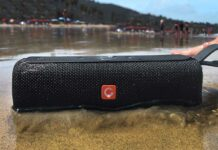 DOSS E-go II Portable Bluetooth Speaker