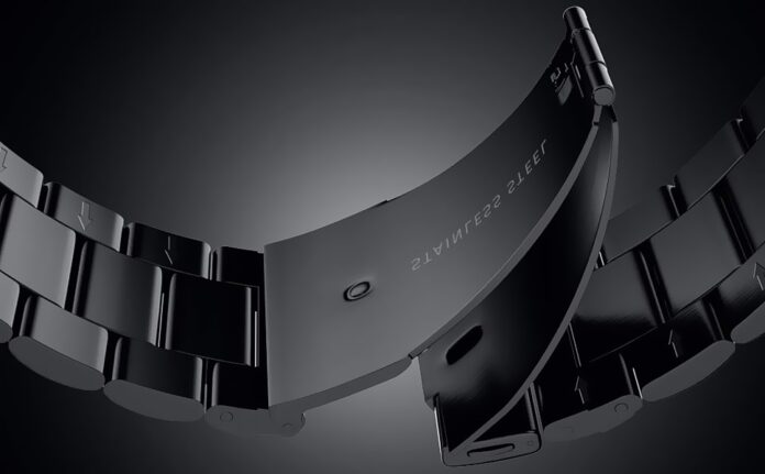 Epuly Stainless Steel Metal Wristband