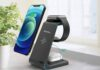 GEEKERA 3 in 1 Wireless Charger