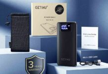 GETIHU Portable Charger