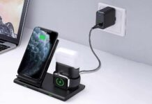 Hoidokly Wireless Charger