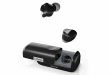 Lenovo True Wireless Earbuds