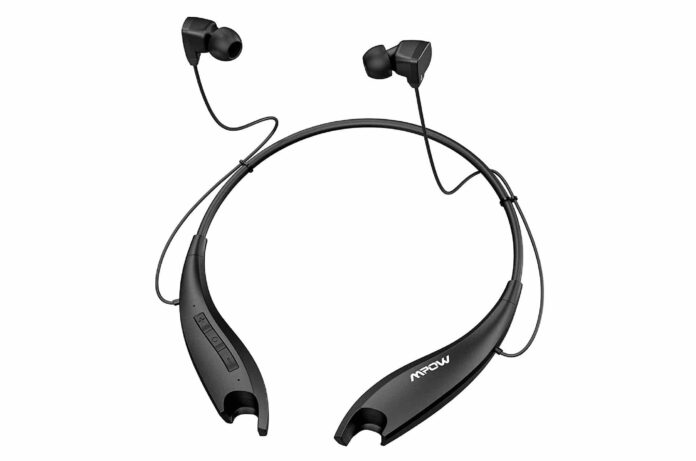 Mpow Jaws Upgraded Gen5 Bluetooth Headphone