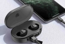 SoundPEATS TrueShift2 Wireless Earbuds