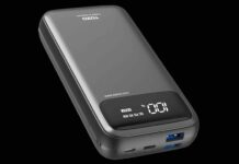 TOZO PB2 PD+QC 3.0 Fast Charging Power Bank