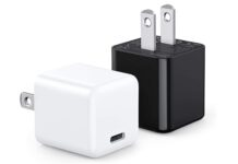 WEMISS 2-Pack Mini 20W iPhone Fast Charger