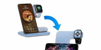 Wireless Charging Station MOING