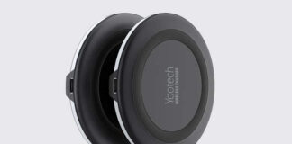 Yootech 2 Pack Wireless Charger