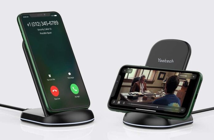 Yootech Wireless Charger 2 pack
