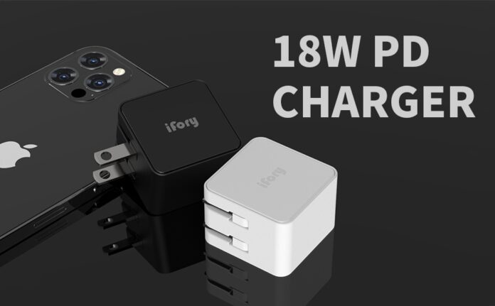 iFory 18W PD Fast Charger