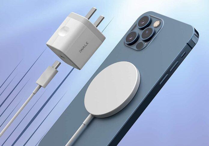 iWALK iPhone Charger