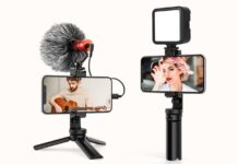 Anozer Mini Selfie Stick