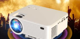 Native 720P Portable Mini Projector