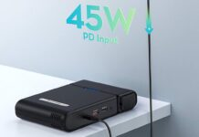 Power Bank 30000mAh 100W