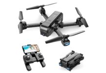 SNAPTAIN SP510 Foldable GPS FPV Drone