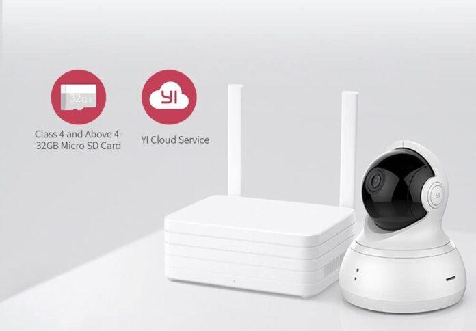YI Indoor Wireless WiFi Security IP Camera