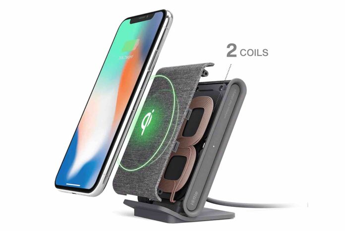 iOttie Ion Wireless Fast Charging Stand