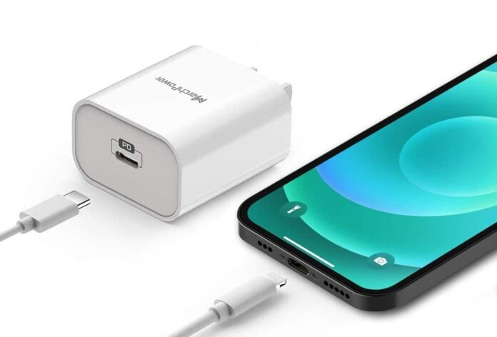 iPhone Fast Charger - MFi Certified