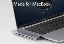 Anker USB C Hub for MacBook, PowerExpand
