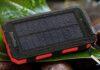 BENFISS Ultra-Portable Durable Solar Power Bank