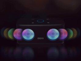 DOSS SoundBox Plus Portable Wireless Bluetooth Speaker