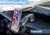 IPOW Car Phone Mount Holder