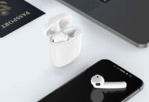 Lasuney Waterproof Bluetooth 5.0 True Wireless Earbuds