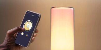 Meross Dimmable WiFi Table Lamp