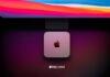 New Apple Mac Mini with Apple M1 Chip