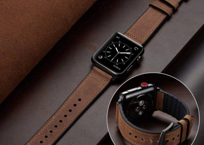 OUHENG Compatible with Apple Watch Band