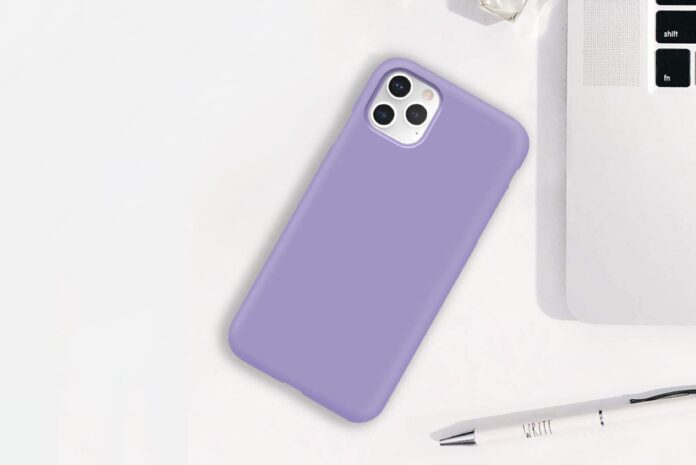 SURPHY Silicone iPhone 11 Pro Max Case