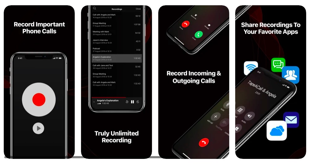 TapeACall Pro- Call Recorder