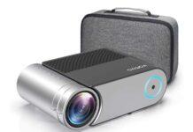 Vamvo L4200 Portable Video Projector,
