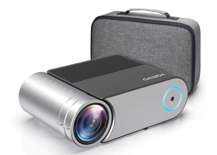 Vamvo L4200 Portable Video Projector,