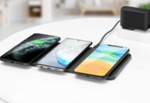 ZealSound Wireless Charging Pad