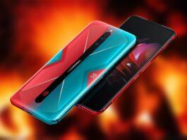 asus redmagic 6 gaming phones