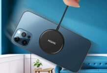 xiwxi Magnetic Wireless Charger