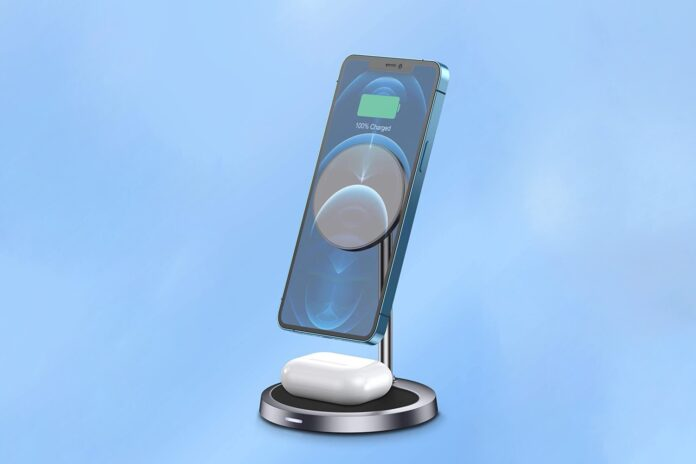 CHOETECH Magnetic Wireless Charger