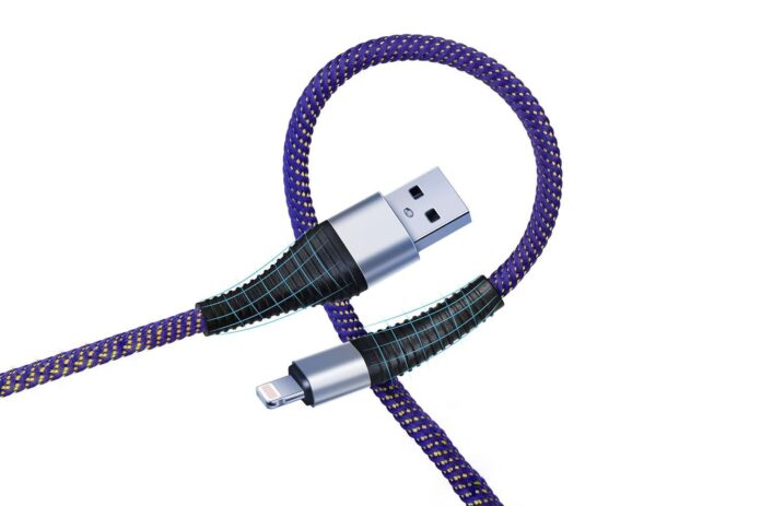 FEEL2NICE MFi Certified Lightning Cable