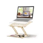 FYSMY Ergonomic Portable Computer Stand with Heat-Vent