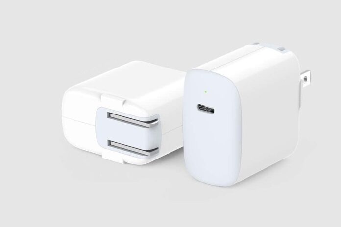 IFEART 18W USB C Fast Charger