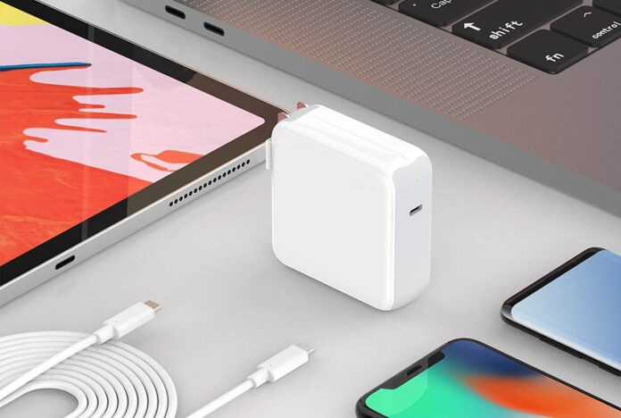 IFEART 87W USB C Charger Power Adapter