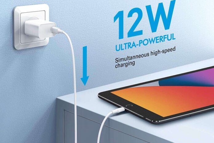 Sundix 3Pack 3FT iPhone 12 Lightning to USB-C Fast Charging Cable