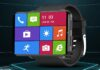 TICWRIS Andriod Smart Watch