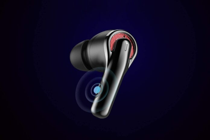 Tribit Qualcomm QCC3040 Bluetooth Earbuds