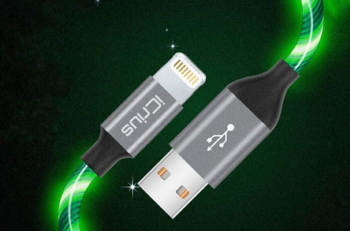 iCrius iPhone Charger Cable